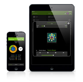 App Based Remote Control
