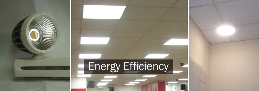 Energy efficiency and energy efficient lighting