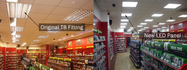 CEX West Brom Before and after