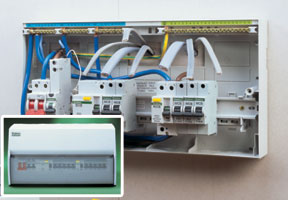 Consumer Unit / Domestic Distribution Panel