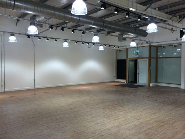 Shop Space - Entrance