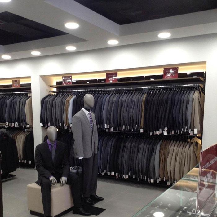 Suit Rack - Style 2