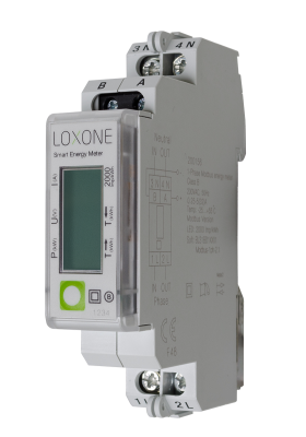 Loxone Electricity Meter